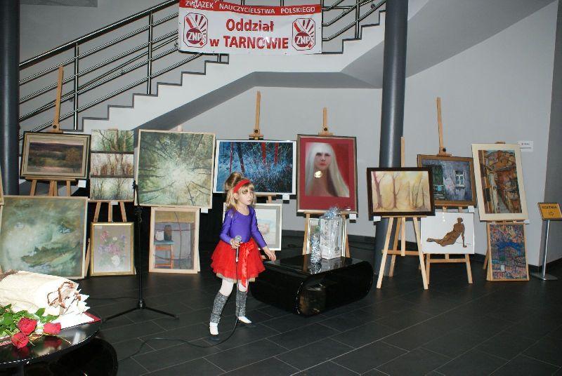 Oglądasz obraz z artykułu: VIII tarnowskie Biennale podsumowane.