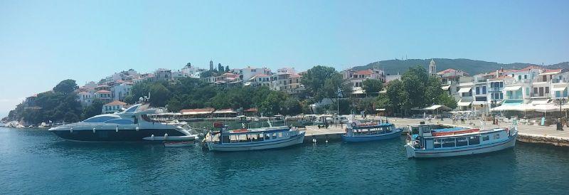 Oglądasz obraz z artykułu: Grecja w obiektywie uczestników wycieczki.
