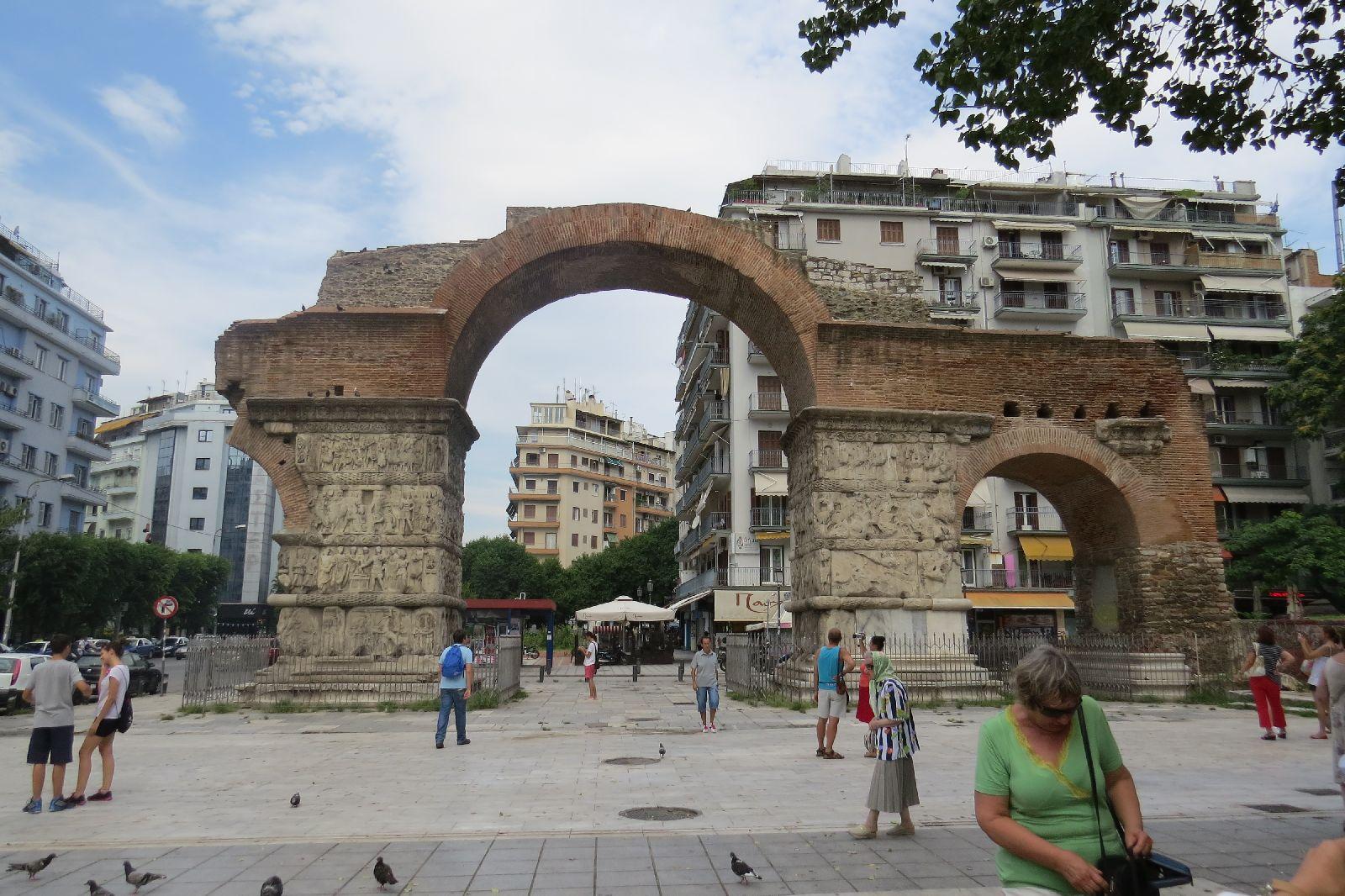 Oglądasz obraz z artykułu: Grecja bis - Saloniki