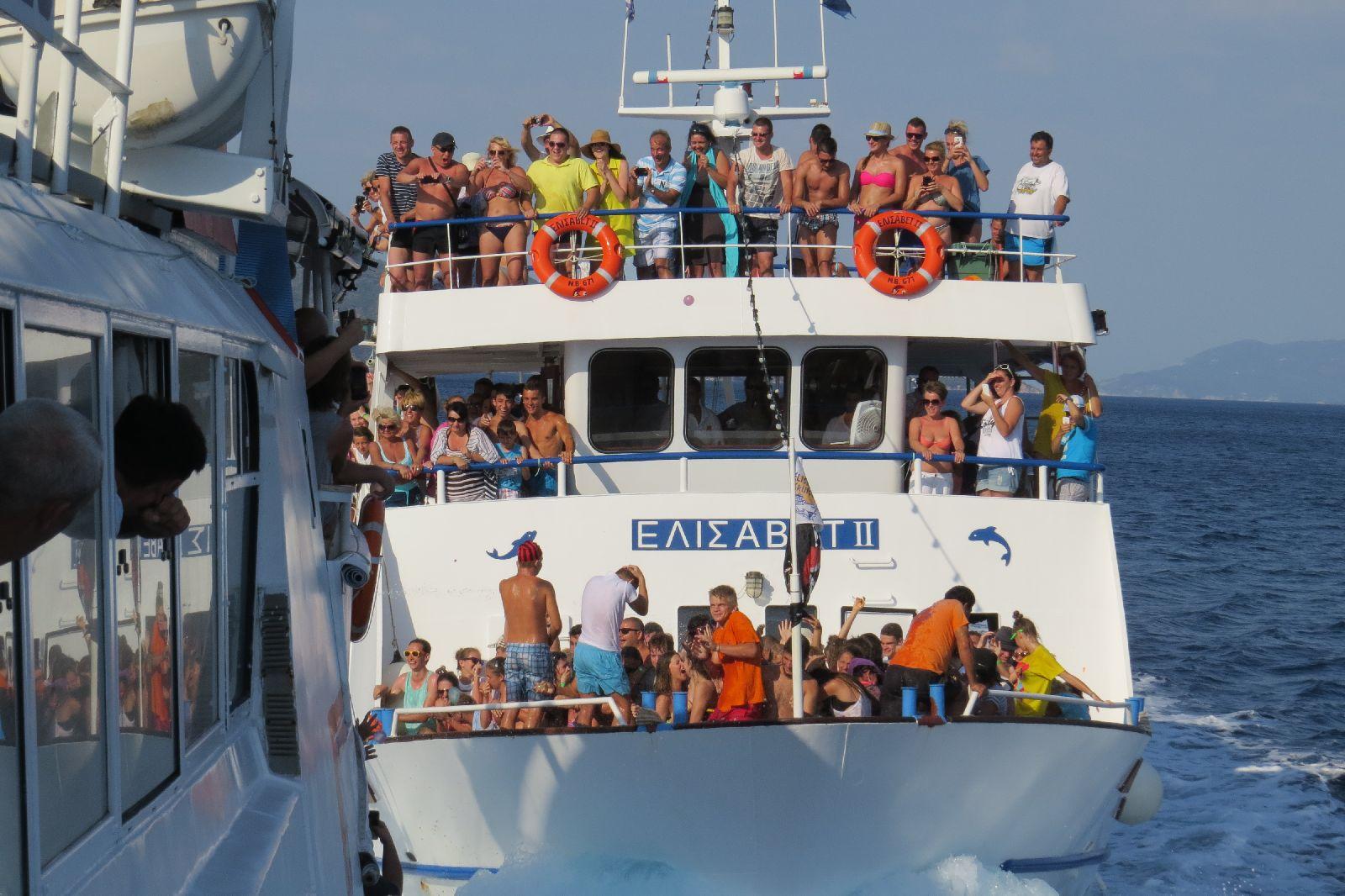 Oglądasz obraz z artykułu: Grecja bis - wyprawa na Skiatos