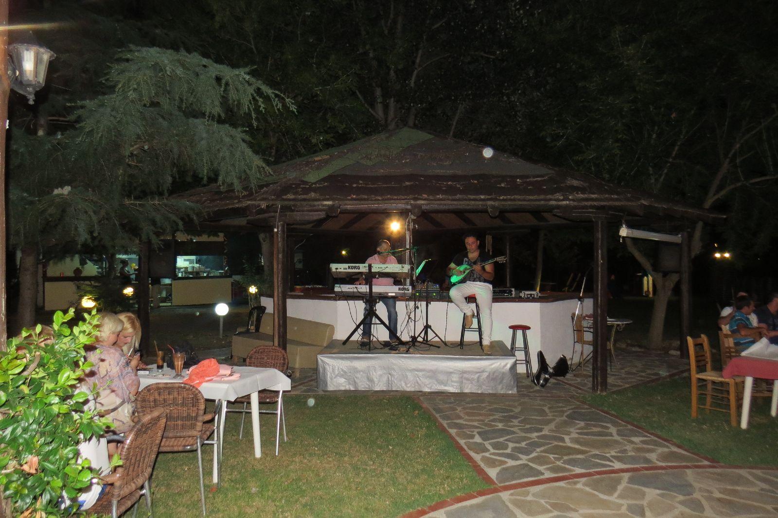 Oglądasz obraz z artykułu: Grecja bis - cd. Saloniki, wieczór grecki