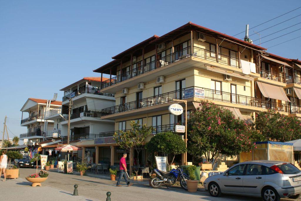 Oglądasz obraz z artykułu: Grecja cz.II - Neoi Poroi