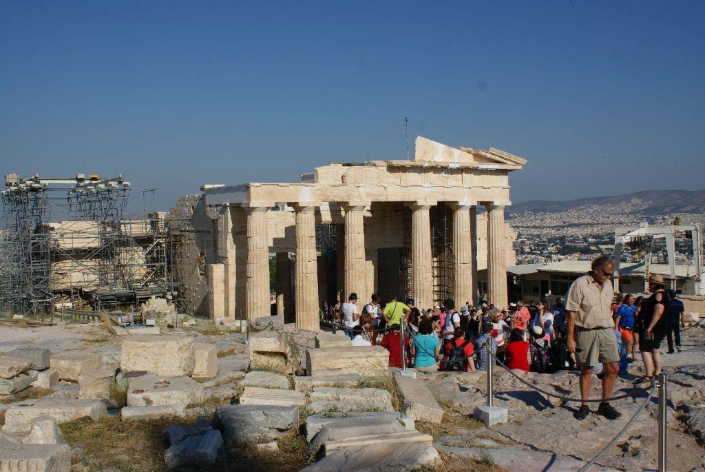 Oglądasz obraz z artykułu: Grecja -Ateny, cz.III