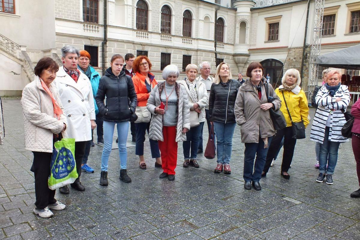 Oglądasz obraz z artykułu:  Członkowie ZNP w Krasiczynie i Przemyślu