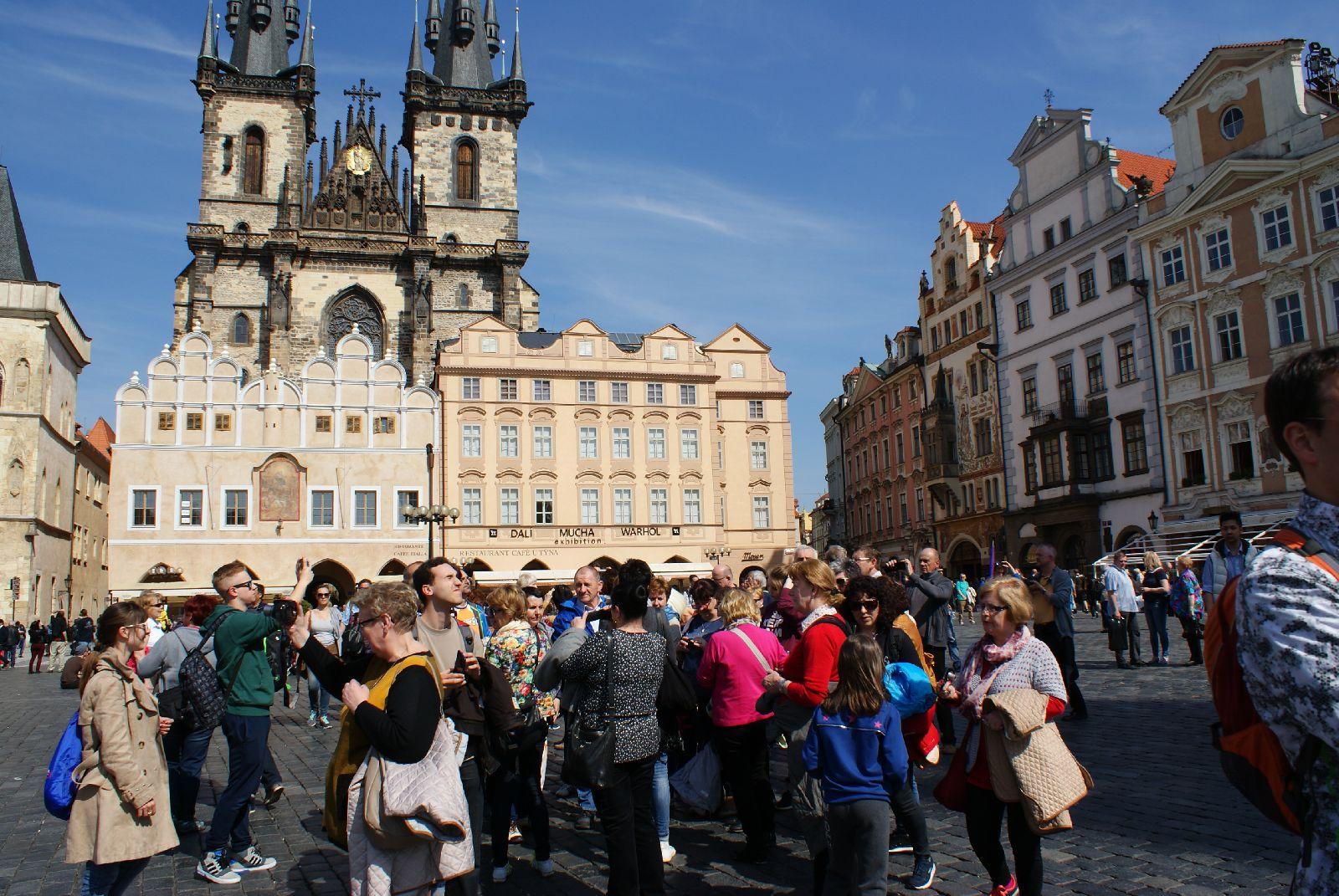 Ogl�dasz obraz z artyku�u: Maj�wka  cz�onk�w ZNP w Pradze cz.I.