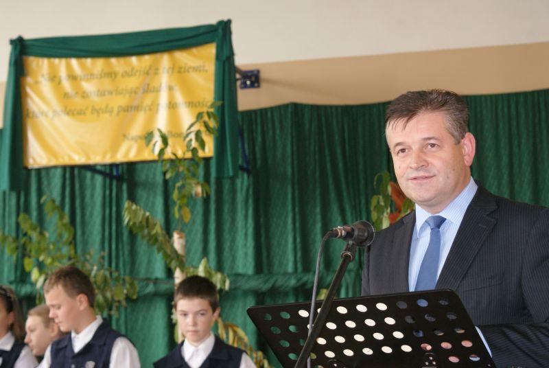 Oglądasz obraz z artykułu: W hołdzie założycielowi ZNP w Tarnowie