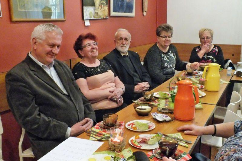 Oglądasz obraz z artykułu: Wielkanocne spotkanie.