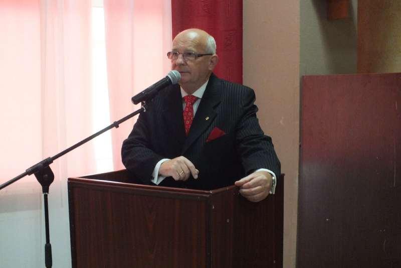 Oglądasz obraz z artykułu: Kolejna kadencja Prezesa Oddziału ZNP Józefa Sadowskiego.